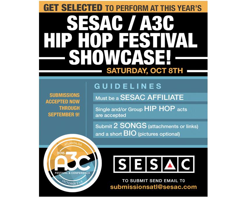 SESAC Poster Design